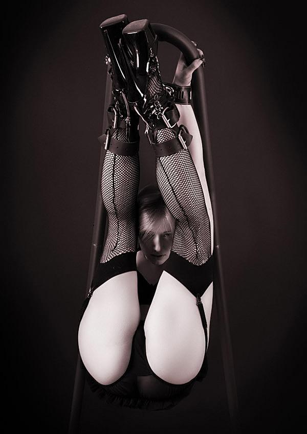 Sexy spanking bondage clip cum never seen