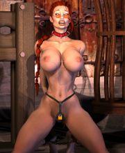 bondage body harnesses