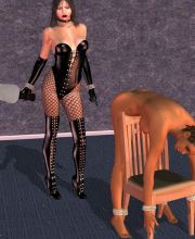 female torture chamber