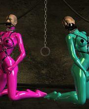 bondage inhuman