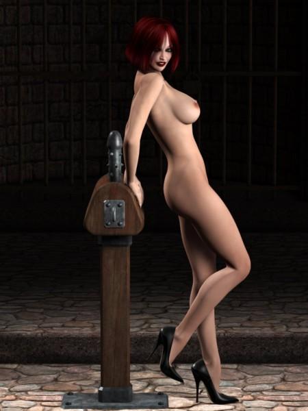 breast bondage sm