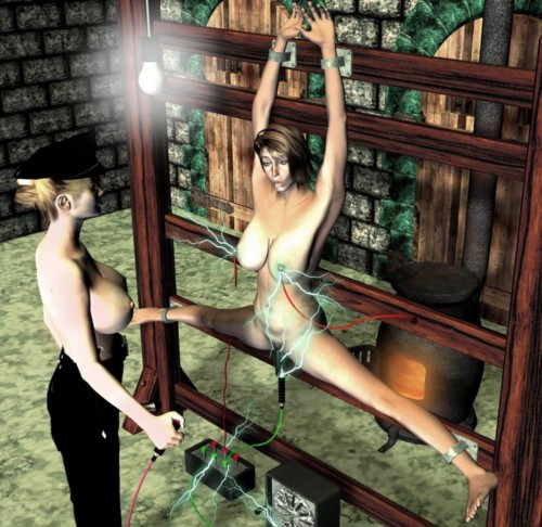 dungeon sex slave