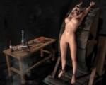 bondage breast extreme