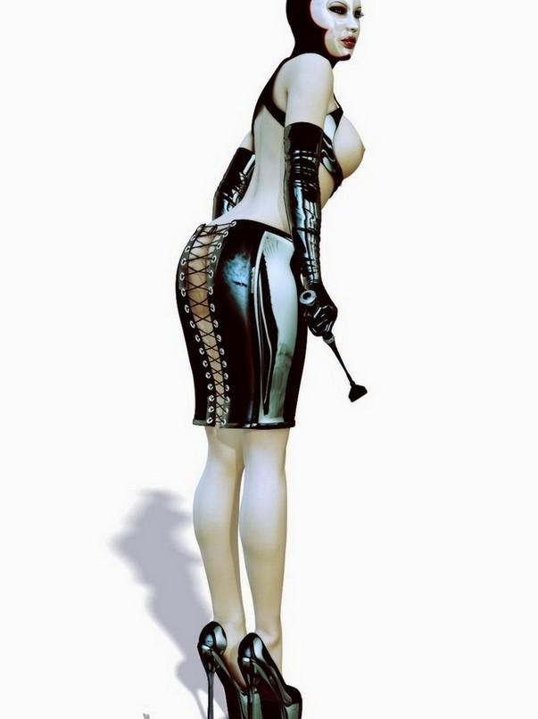 mistress xena nude