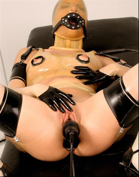 Bondage adult story toy video